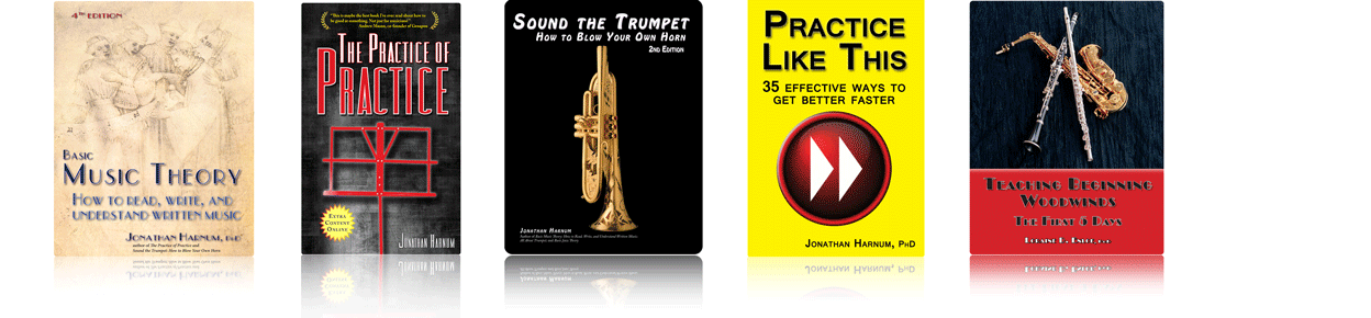 Learn to practice, read music, play trumpet, and more at Sol Ut Press. www.Sol-Ut.com